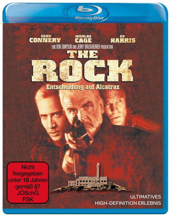 The Rock Blu-ray Bild