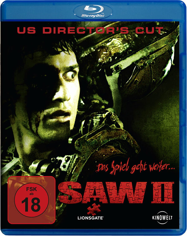 Saw II  [DC] Blu-ray Bild