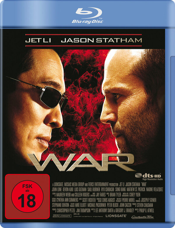 War Blu-ray Bild