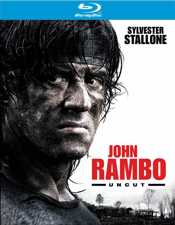 John Rambo - Uncut  [LE] Blu-ray Bild