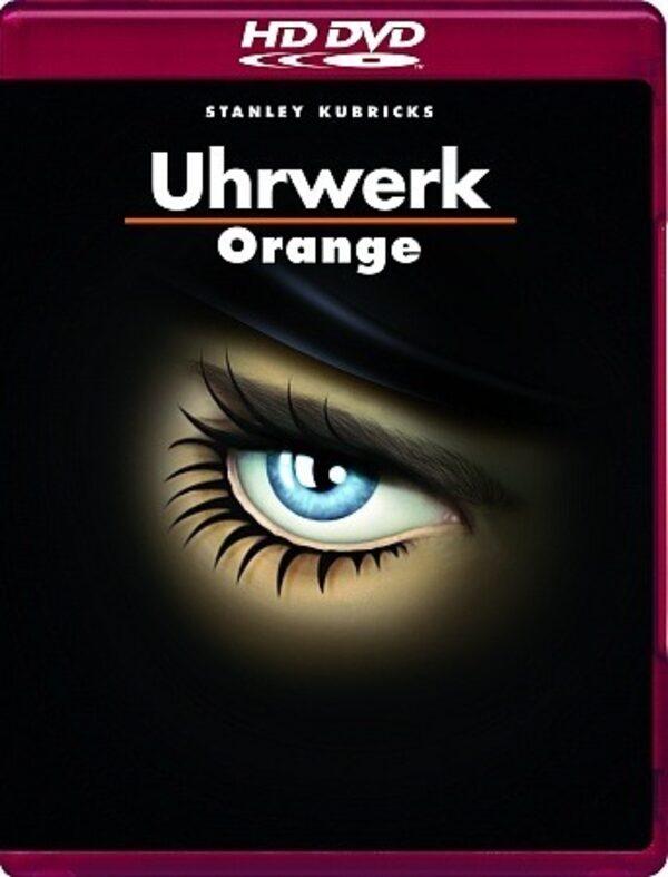 Uhrwerk Orange HD-DVD Bild