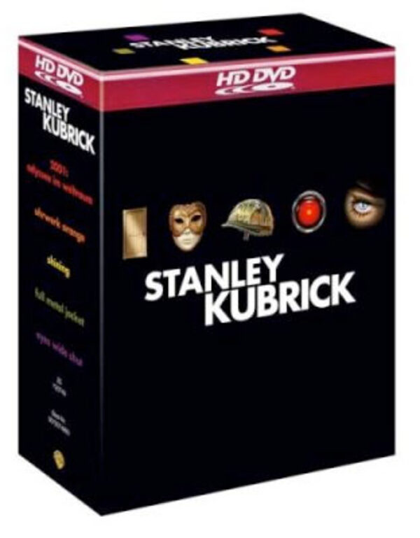 Stanley Kubrick Collection HD-DVD Bild