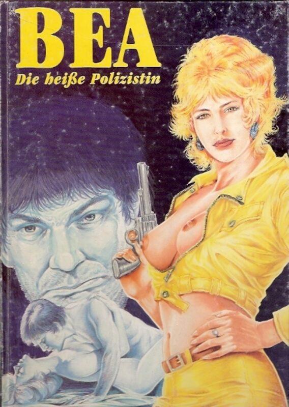 Bea - Die heiße Polizistin Comic Bild
