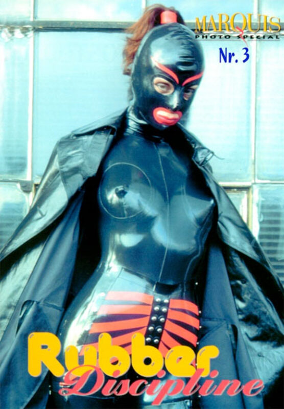 Marquis Photo Special Nr. 3 - Rubber Discipline Magazin Bild