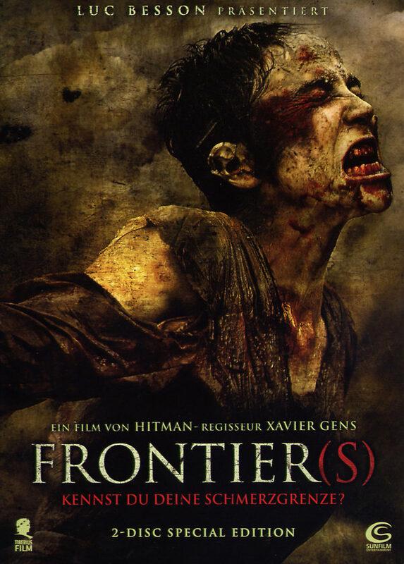 Frontier(s)  [SE] [2 DVDs] DVD Bild