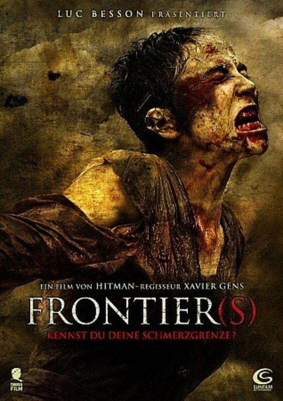 Frontier(s) DVD Bild