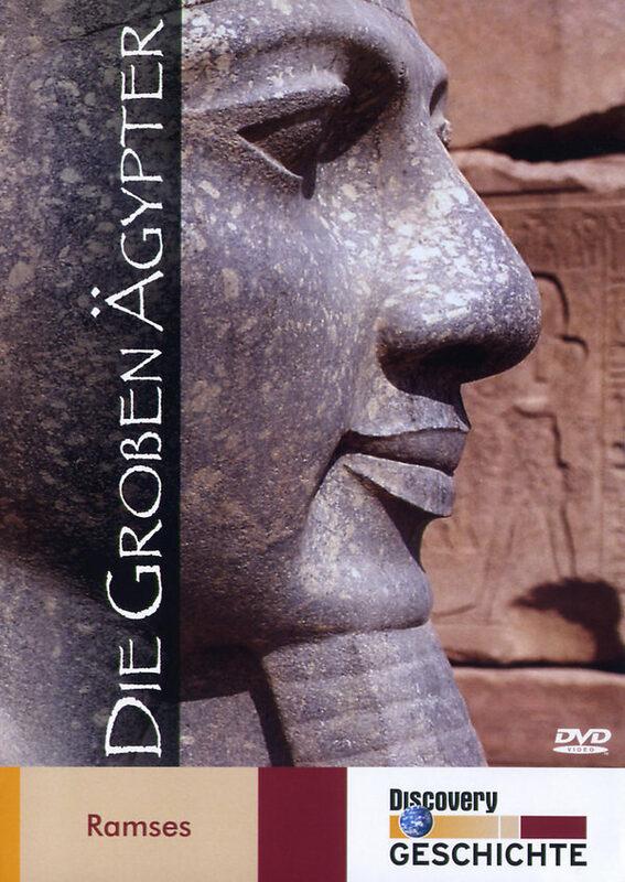 Die großen Ägypter - Ramses DVD Bild
