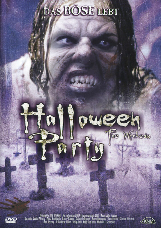 Halloween Party - The Wickeds DVD Bild