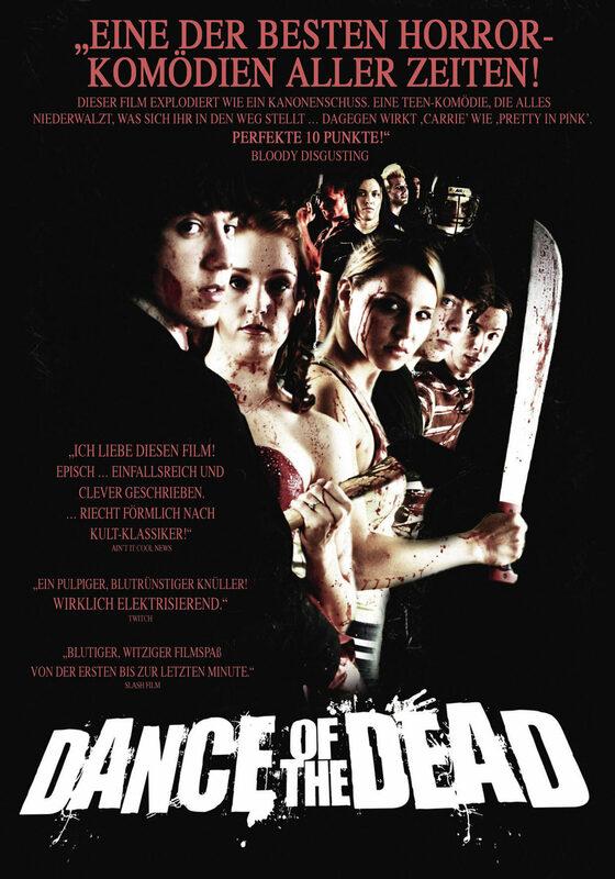 Dance of the Dead  [LE] [MP] DVD Bild
