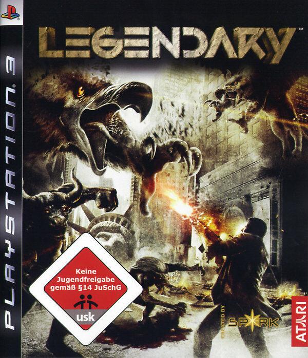 Legendary PS3 Bild