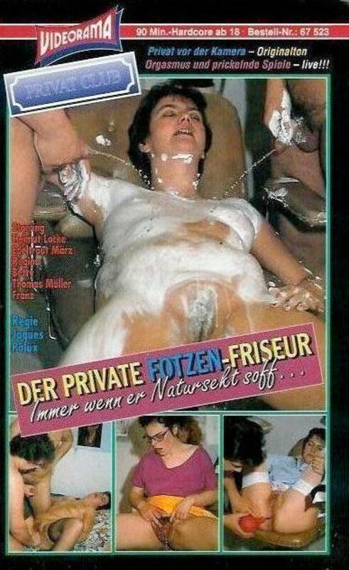 Erotik Friseur