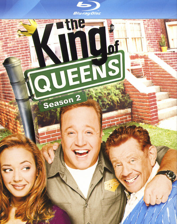 King of Queens - Season 2  [2 BRs] Blu-ray Bild