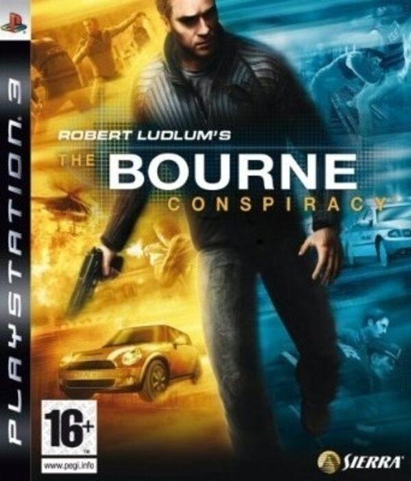 Das Bourne Komplott UK PS3 Bild