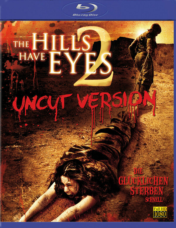 The Hills have eyes 2 - Uncut Blu-ray Bild