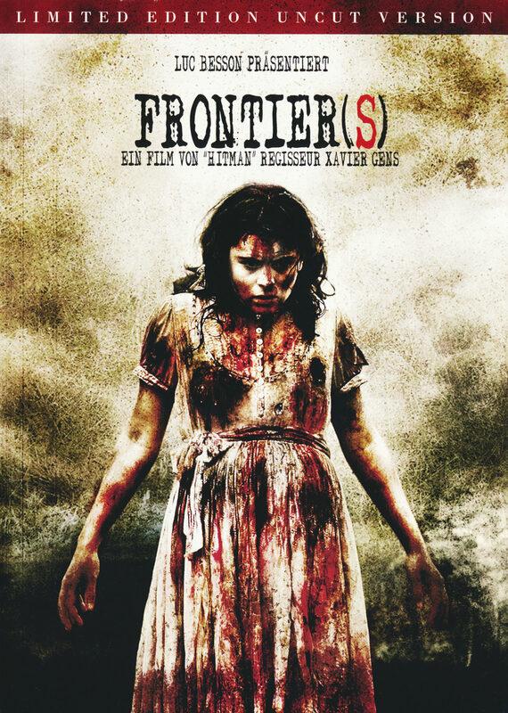 Frontier(s) - Uncut  [SE] [2 DVDs] DVD Bild