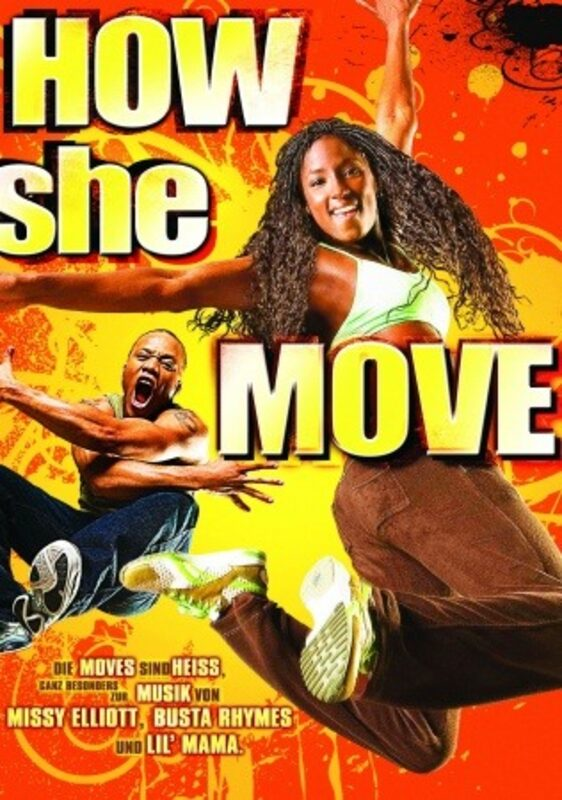 How She Move DVD Bild