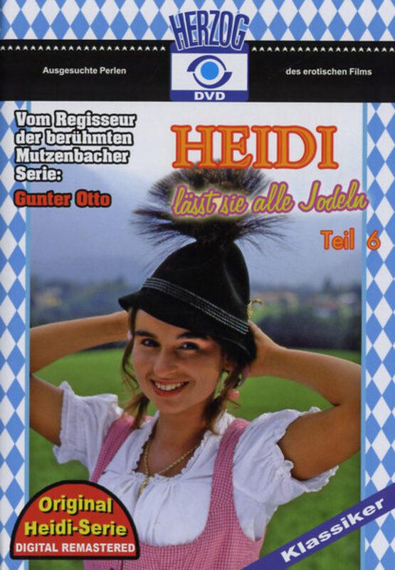 Heidi  Teil  6 - Lässt alle jodeln DVD Bild