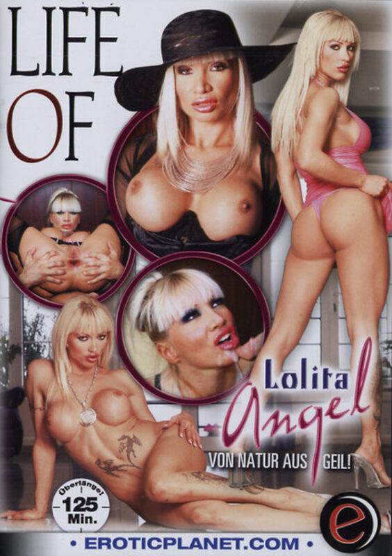Life of Lolita Angel DVD Bild