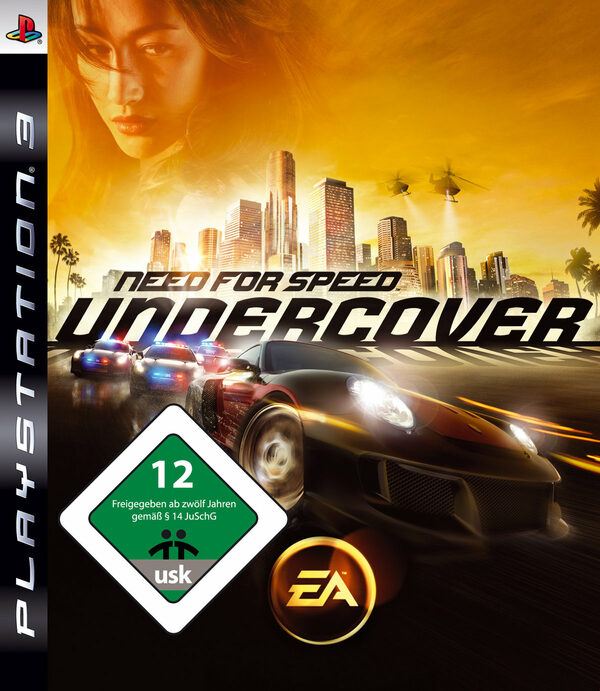 Need for Speed Undercover PS3 Bild