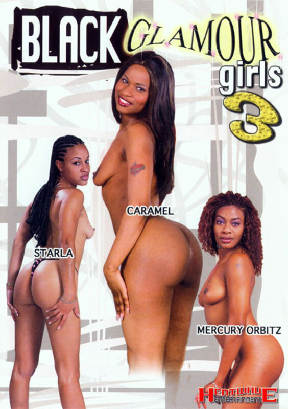 Black Glamour Girls 3 DVD Bild