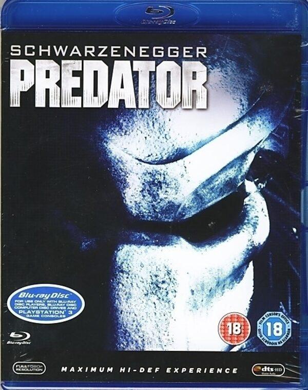 Predator UK Blu-ray Bild