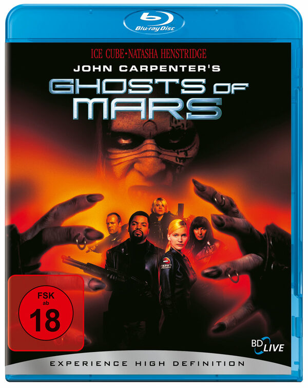 John Carpenter's Ghosts of Mars Blu-ray Bild