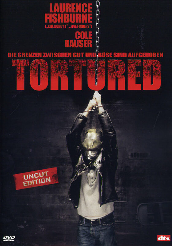 Tortured - Uncut Edition DVD Bild