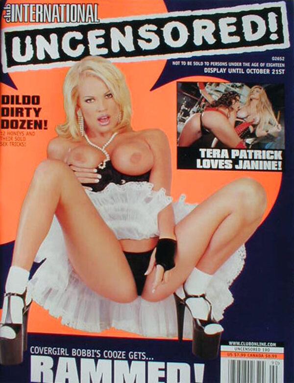 Club International Uncensored No. 190 Magazin Bild