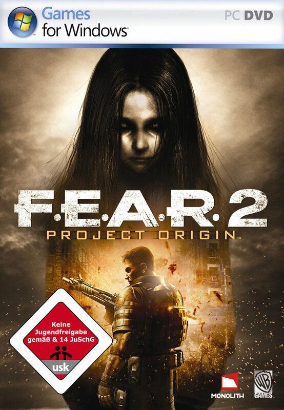 F.E.A.R. 2 - Project Origin PC Bild