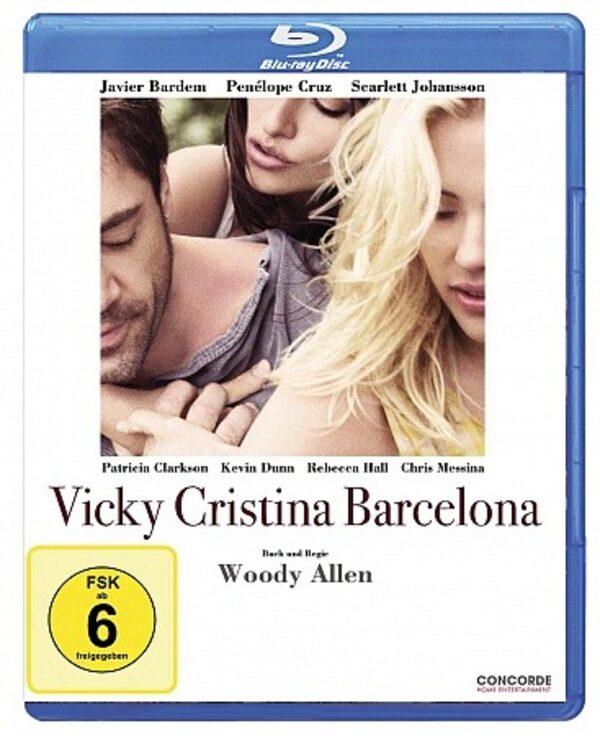 Vicky Cristina Barcelona Blu-ray Bild
