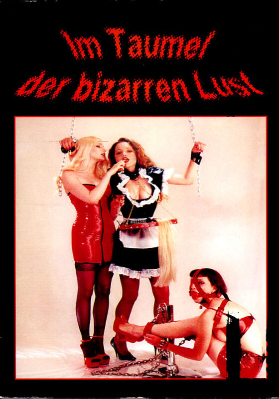 SM Roman - F. M. Gernot - Im Taumel der bizarren Lust Buch Bild