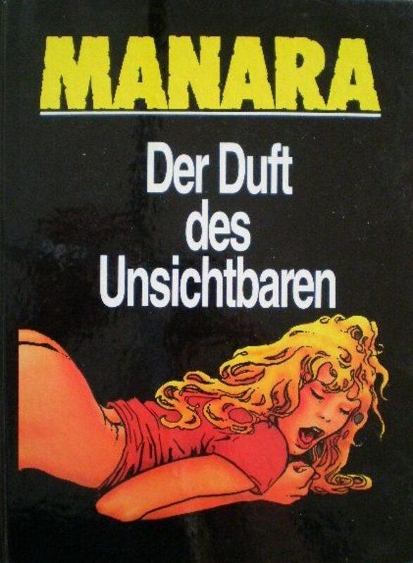 Manara Der Duft des Unsichtbaren Comic Bild