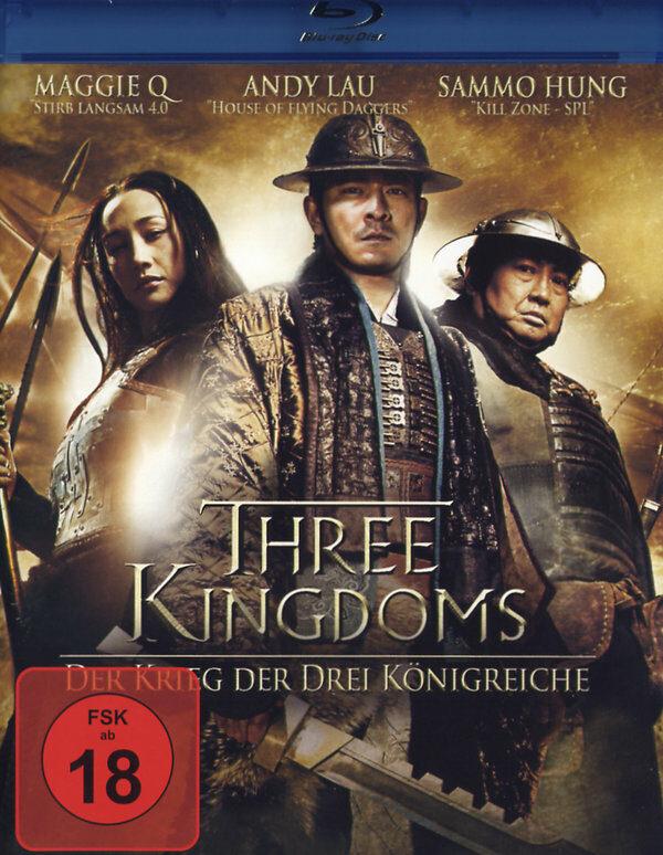 Three Kingdoms – Der Krieg Der Drei Königreiche