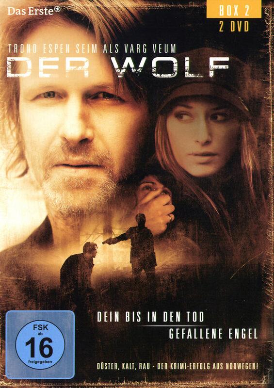Der Wolf - Box 2: Dein bis .../Gefall... [2DVDs] DVD Bild