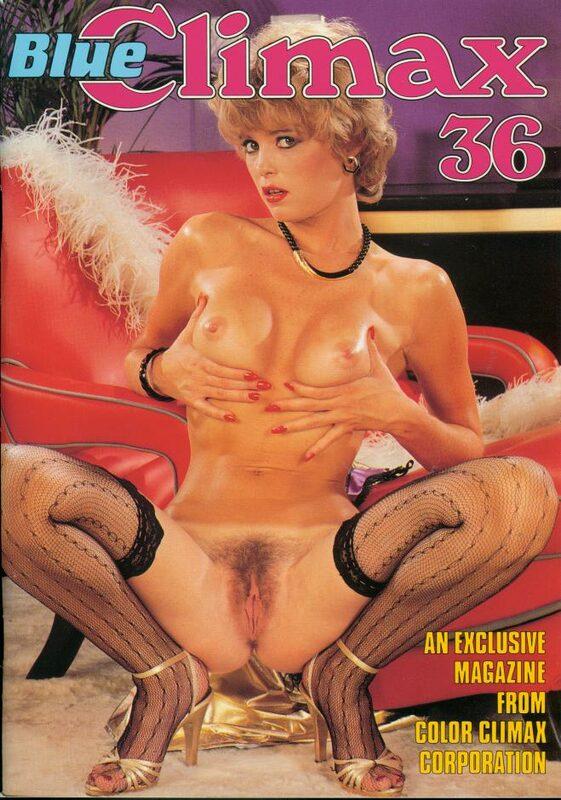 Blue Climax 36 Magazin Bild
