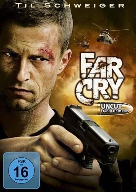 Far Cry DVD Bild
