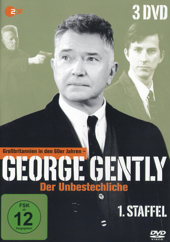 George Gently - Staffel 1  [3 DVDs] DVD Bild