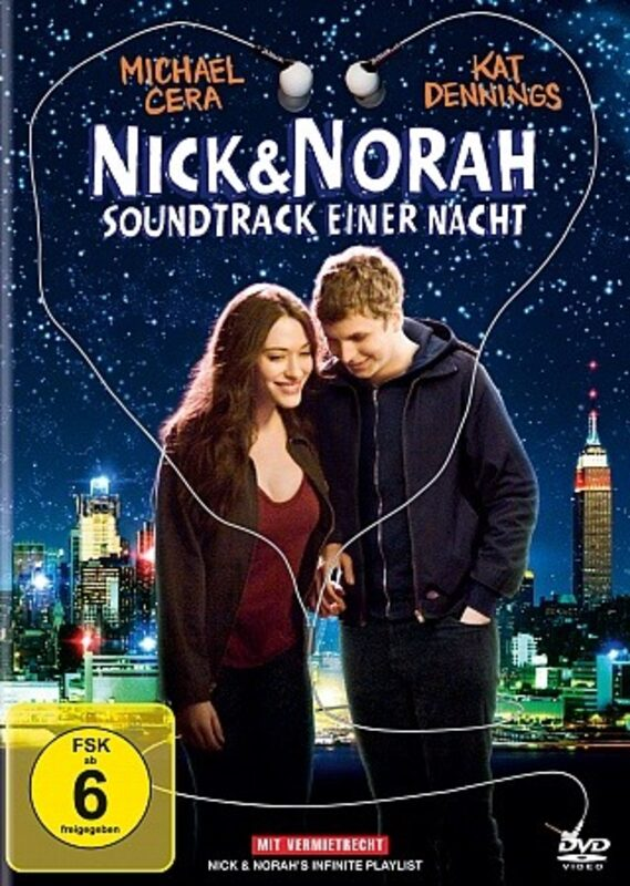 Nick und Norah - Soundtrack einer Nacht DVD Bild