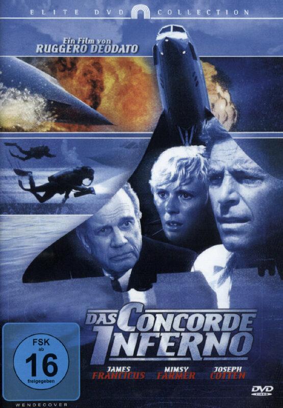 Das Concorde Inferno DVD Bild