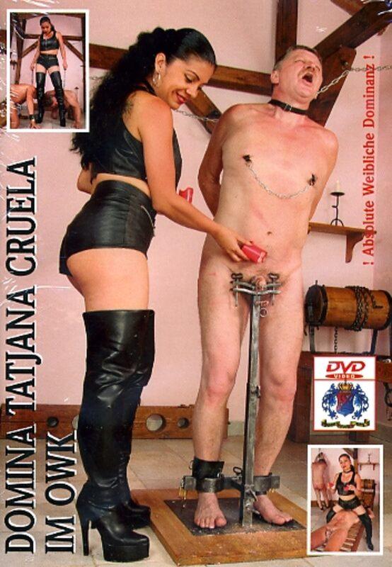 Domina Tatjana Cruela im OWK DVD Bild