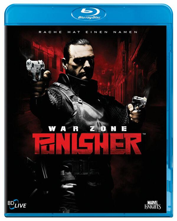 Punisher: War Zone Blu-ray Bild