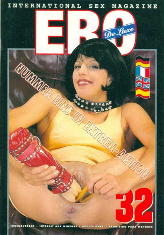 Ero De Luxe 32 - Extrem Aktion Magazin Bild