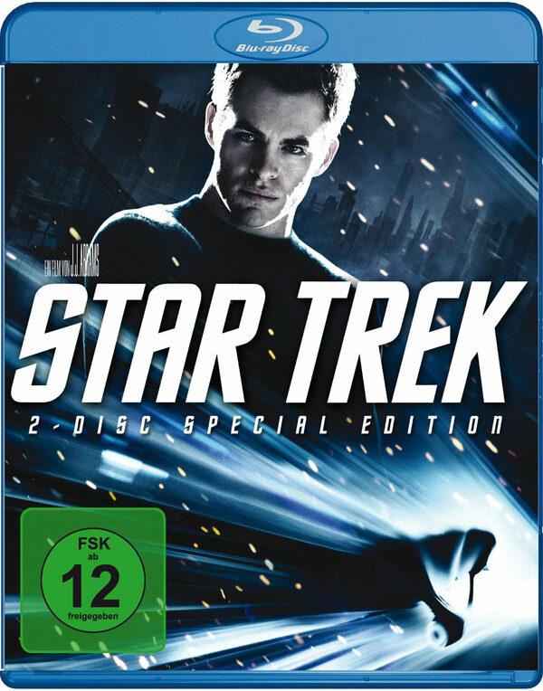 Star Trek 11 - Die Zukunft hat ...  [SE] [2 BRs] Blu-ray Bild