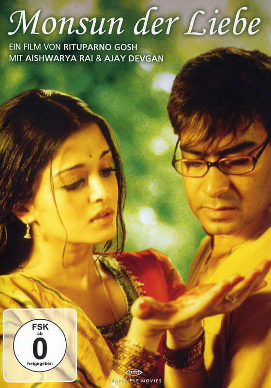 Monsun der Liebe DVD Bild
