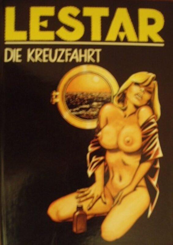 Lestar - Die Kreuzfahrt Comic Bild