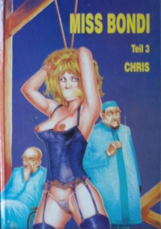 Miss Bondi Band 3 Comic Bild