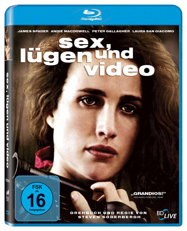 Poster Sex, lögner & videovåld Секс, ложь и видеонасилие.