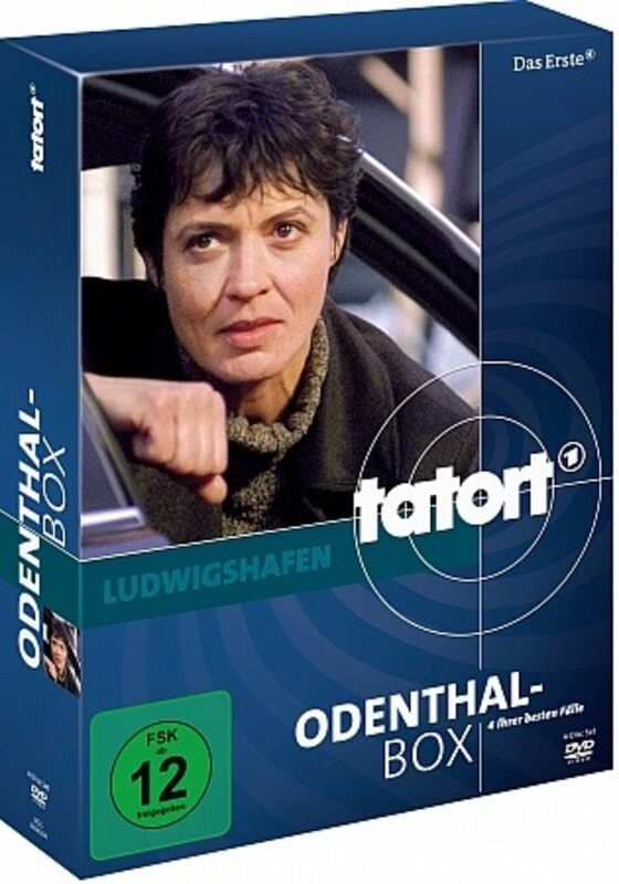 Tatort Box: Odenthal DVD Bild
