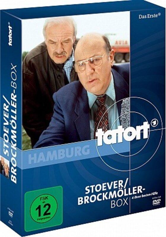 Tatort Box: Stoever/Brockmöller DVD Bild