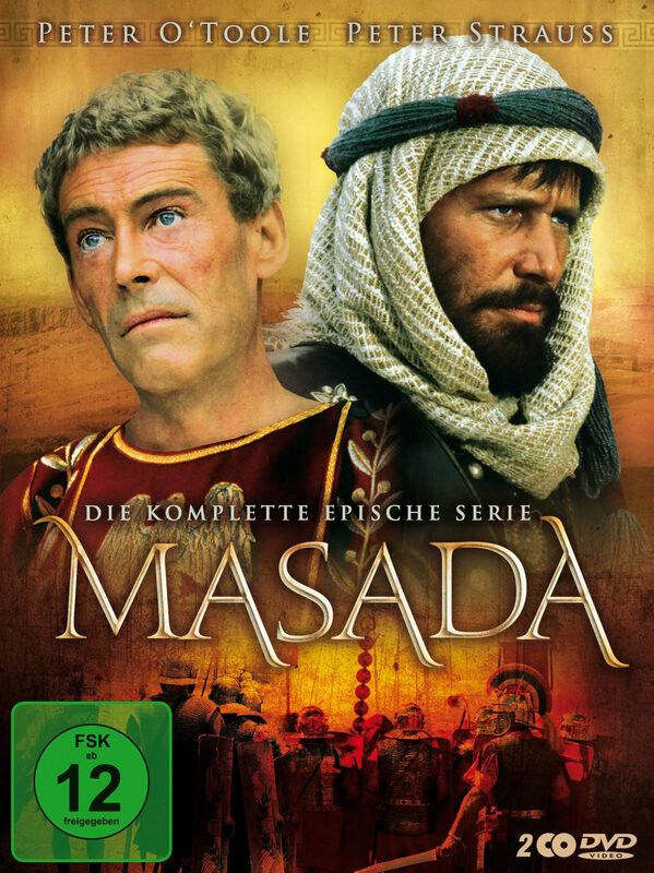 Masada - Die komplette epische Serie  [2 DVDs] DVD Bild